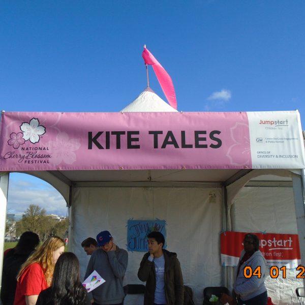 cherry blossom kite festival 2020