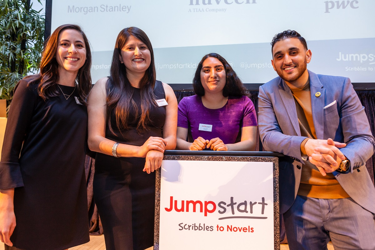 Scribbles 2018 Highlights - Jumpstart