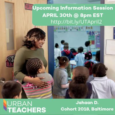 urban teachers promo